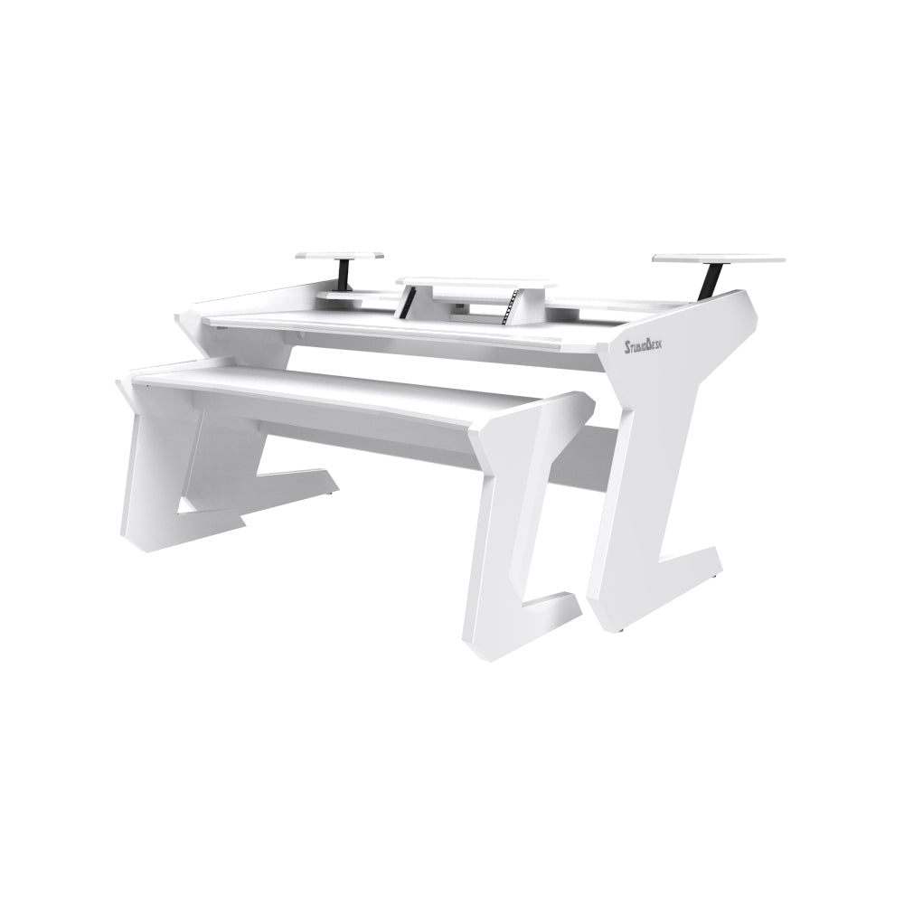 Enterprise Desk All White Bundle Limited Edition