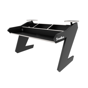 Virtuoso Desk All Black