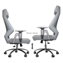 Ergo 2.0 - Ergonomic Studio Chair Grey