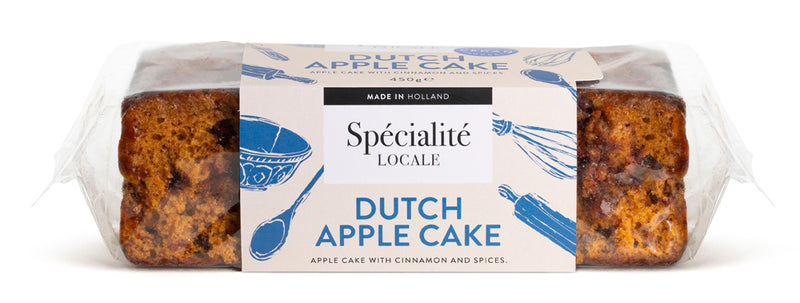 Specialite Dutch Apple Cake