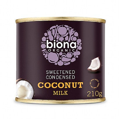 Biona Organic Sweetened Condensed Coconut Milk