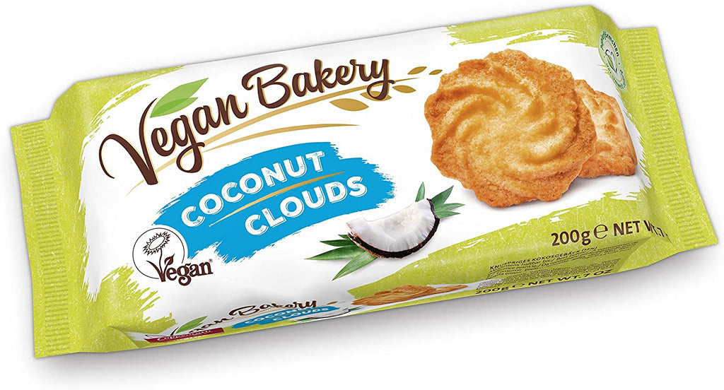 Vegan Bakery Coconut Cloud Biscuits