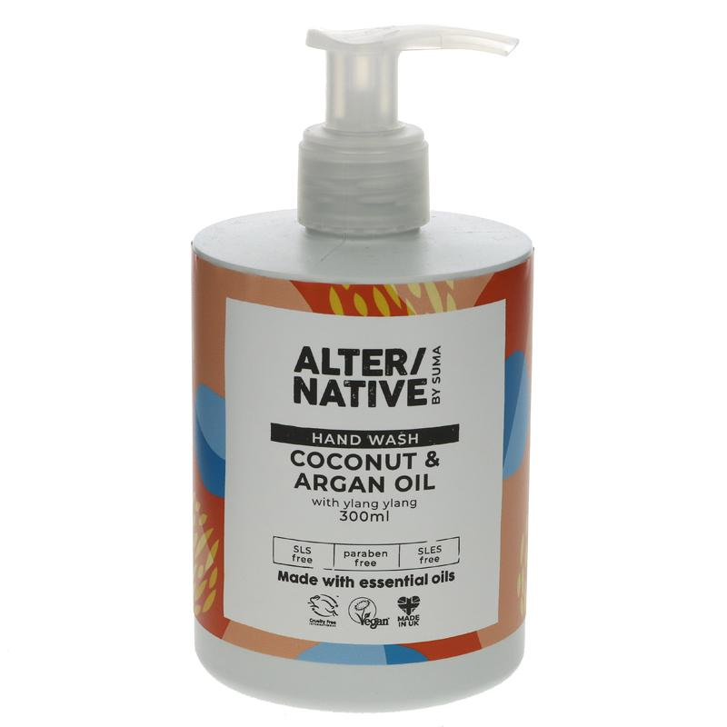 Alter/native Coconut & Argan Oil Hand Wash