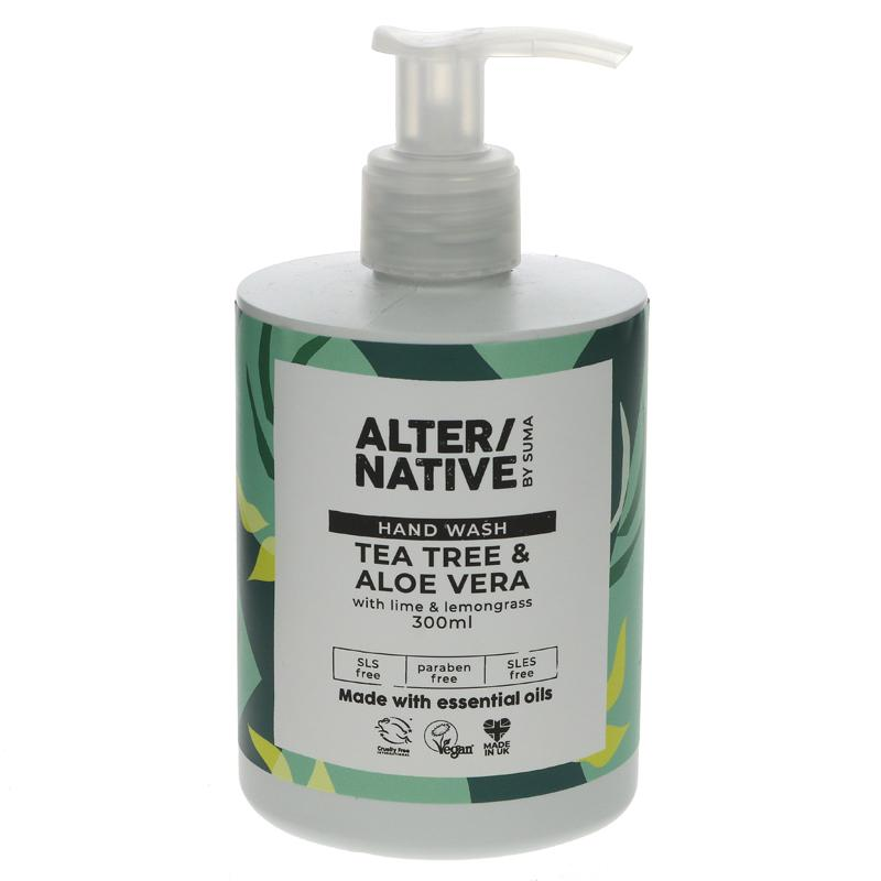 Alter/native Tea Tree & Aloe Vera & Lemongrass Handwash