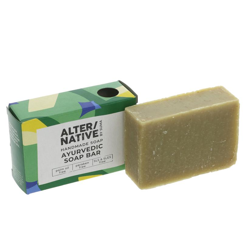 Alter/native By Suma Ayurvedic Soap Bar