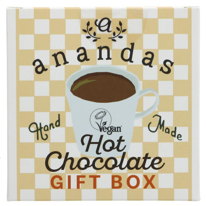 Anandas Hot Chocolate Gift Box