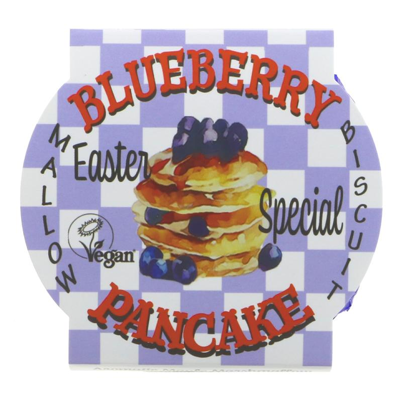 Ananda's Blueberry Pancake Easter Round Up