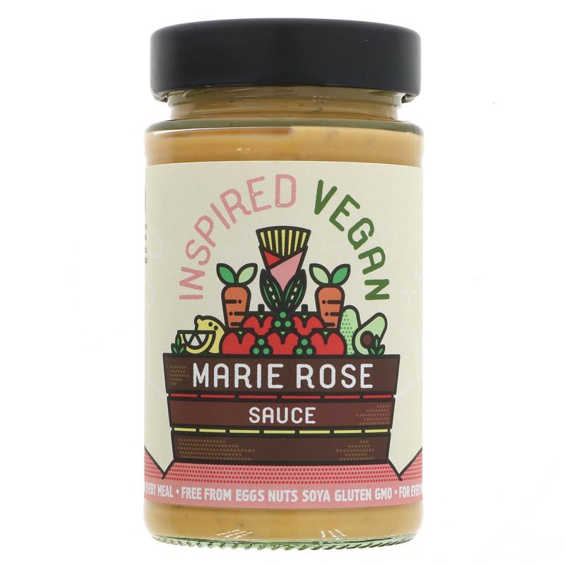 Inspired Vegan Marie Rose Sauce