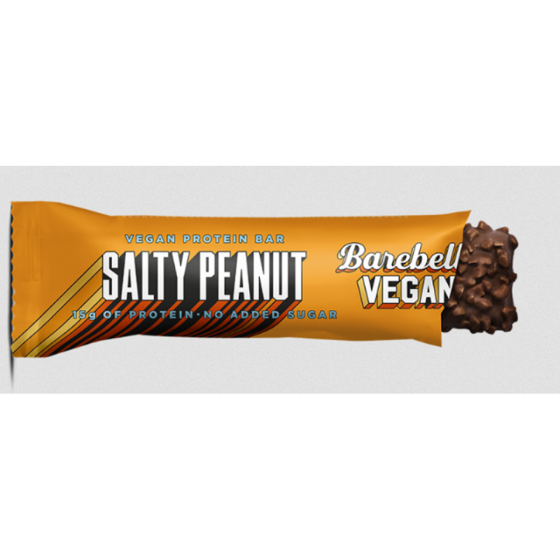 Barebells Salty Peanut Protein Bar - No added sugar