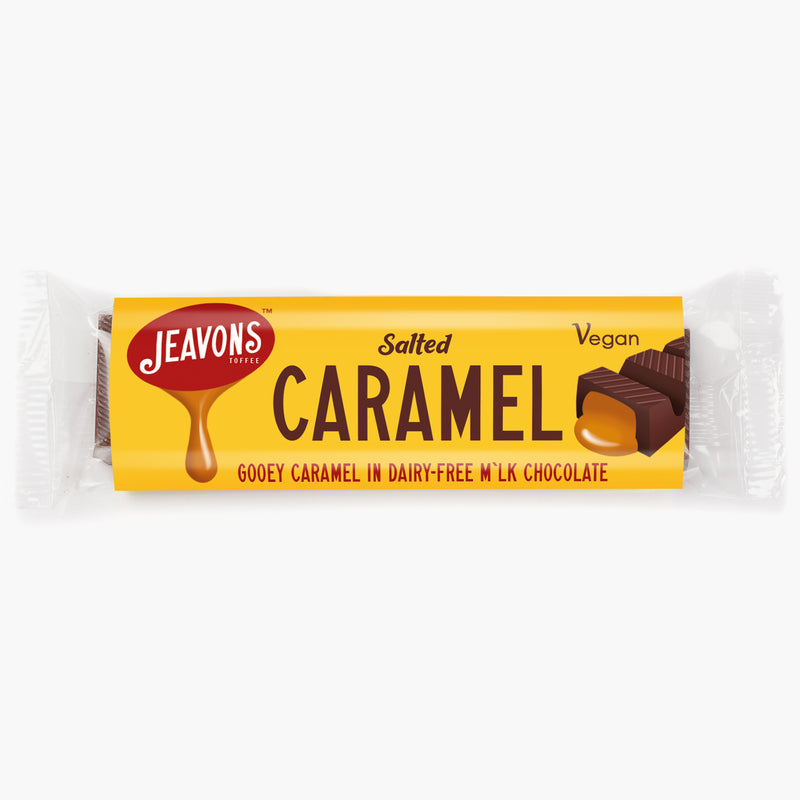 Jeavons Salted Caramel Bar