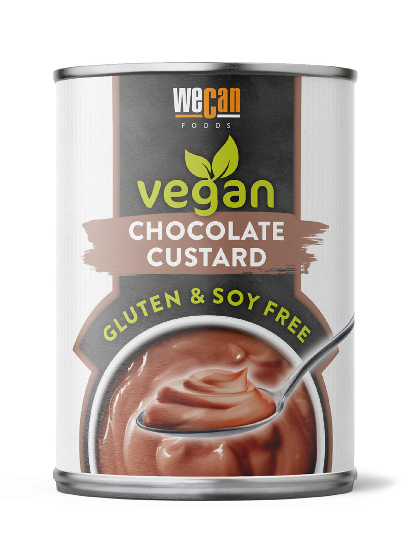We Can Vegan Chocolate Custard 400g