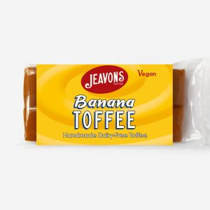 Jeavons Banana Toffee Slab