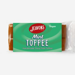 Jeavons Mint Toffee Slab