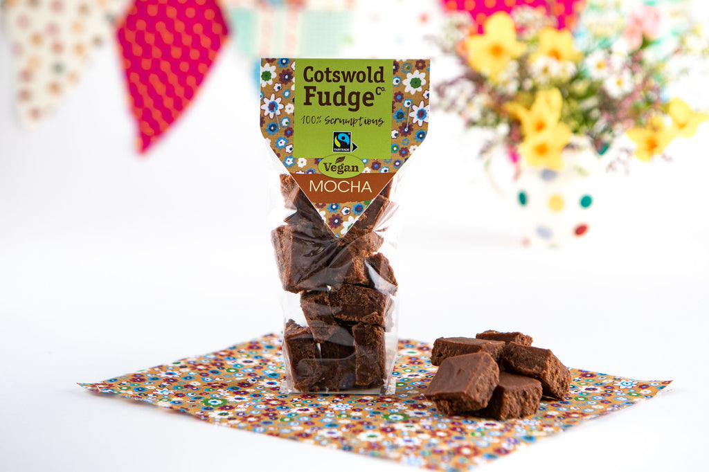 Cotswold Fudge Company Mocha Fudge