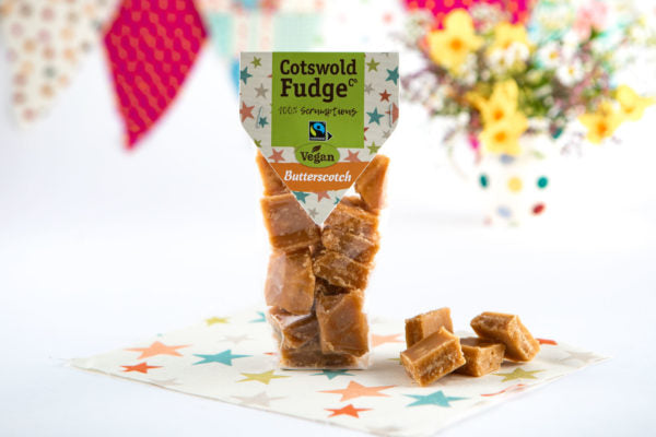 Cotswold Fudge Company Butterscotch Fudge