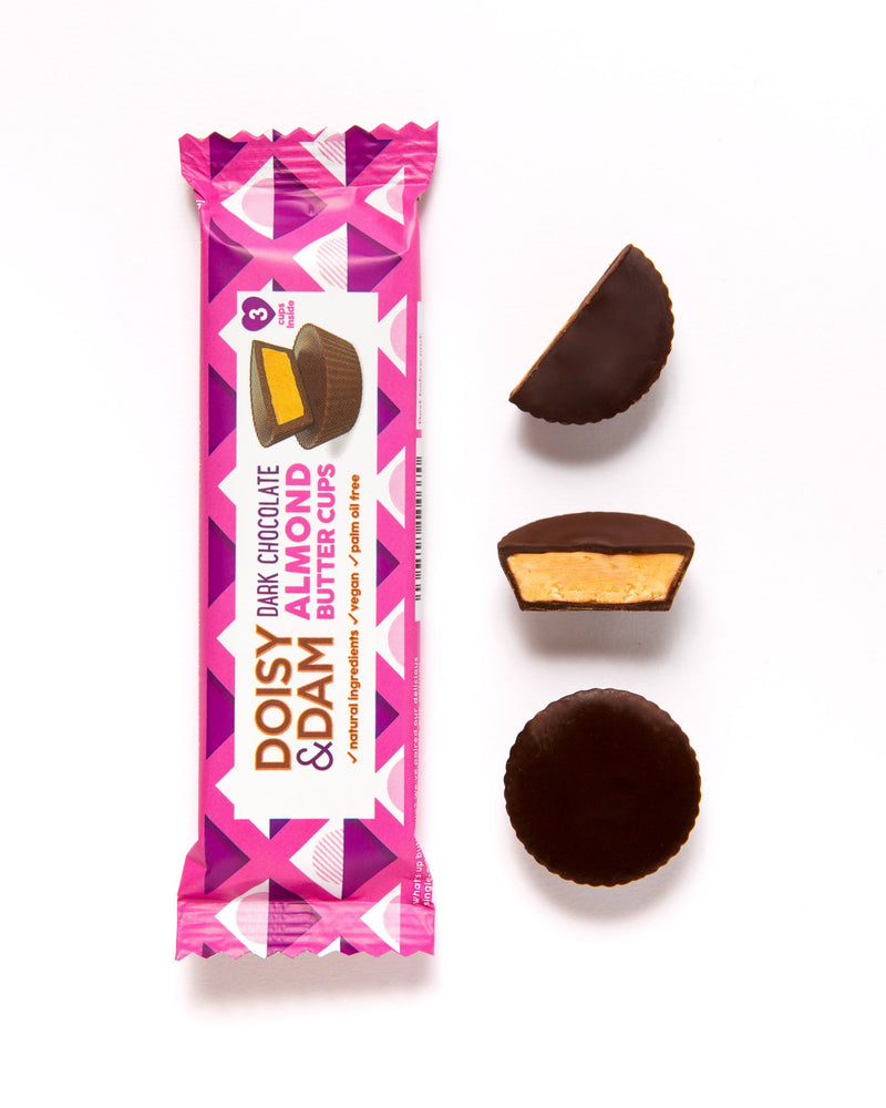 Doisy and Dam Almond Butter Cups
