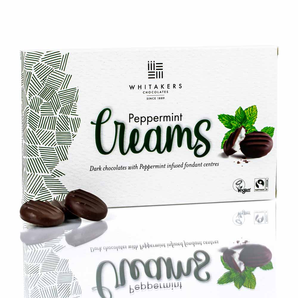 Whitakers Peppermint Chocolate Creams