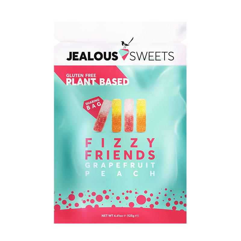 Jealous Fizzy Friends Share Bag 125g