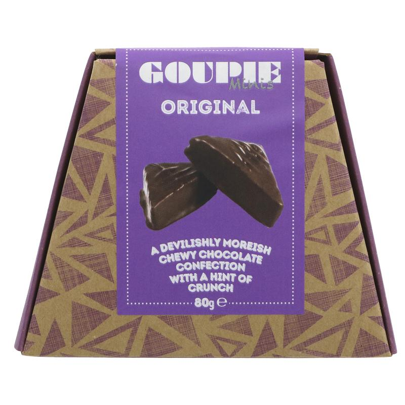 Goupie Original Chewy Chocolates 80g