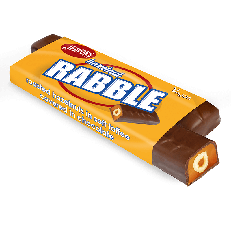Jeavons Rabble Bar Hazelnut
