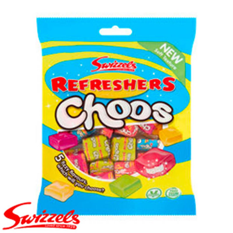 Swizzels Refreshers Choos Share Bag