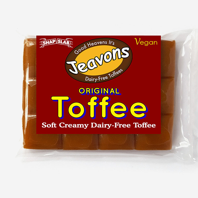 Jeavons Original Toffee Slab