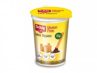 Schar Mini Dippers with Chocolate Spread
