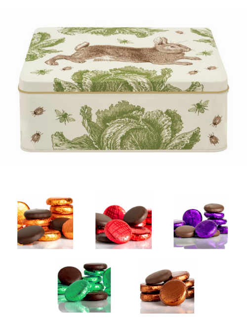 Vegan Store Luxury Fondant Creme Selection Tin 500g