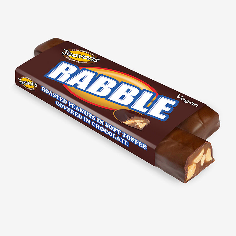 Jeavons Rabble Bar Peanut & Caramel