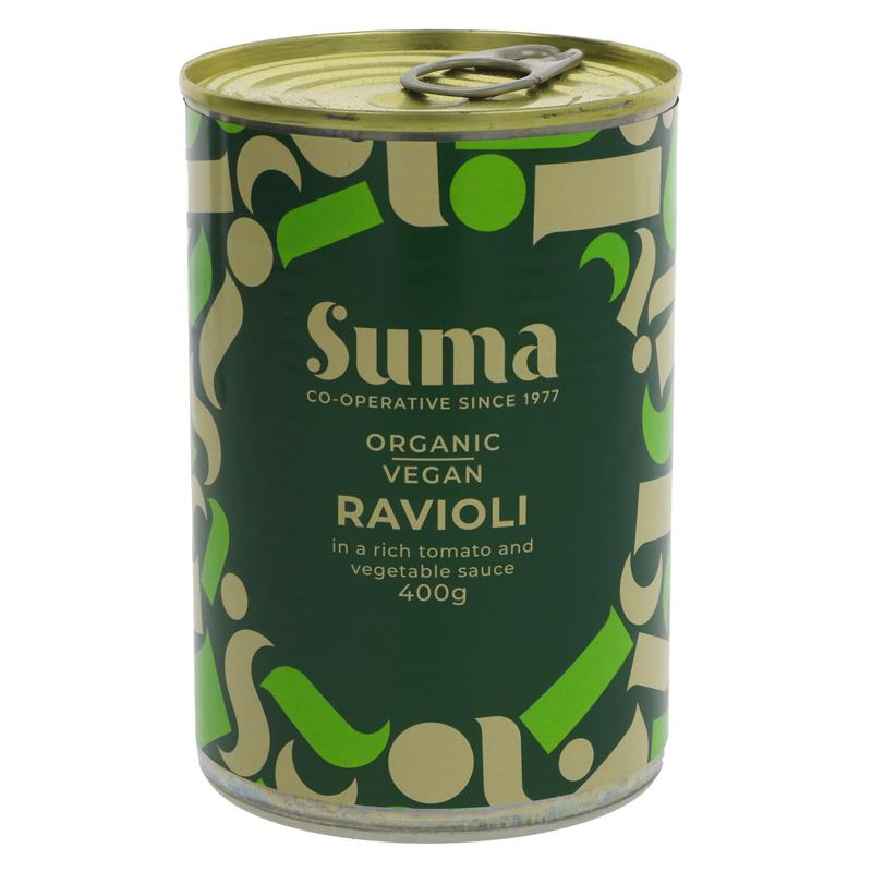 Suma Organic Vegetable Ravioli