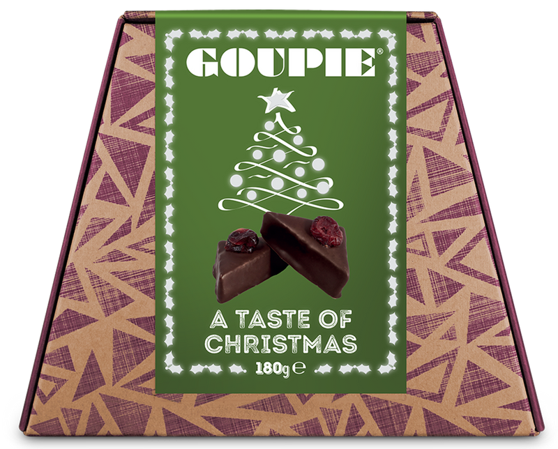 Goupie Taste of Christmas 180g