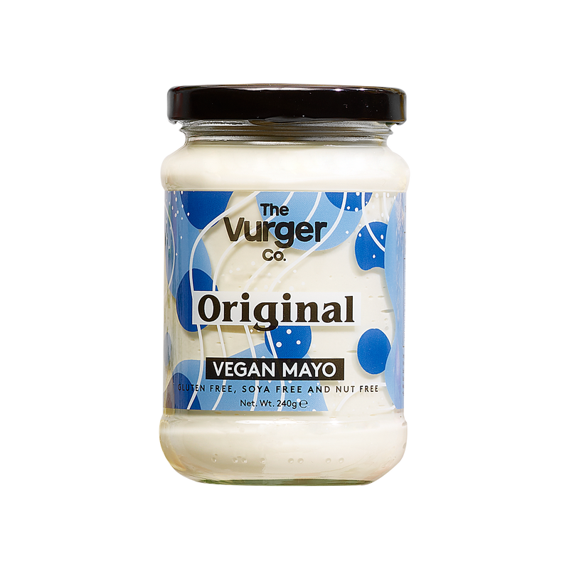 The Vurger Co Vegan Mayonnaise