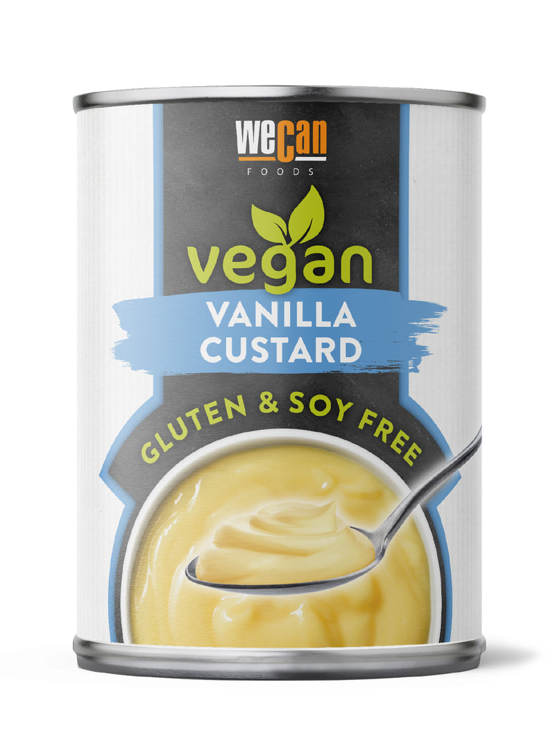 We Can Vegan Vanilla Custard 400g