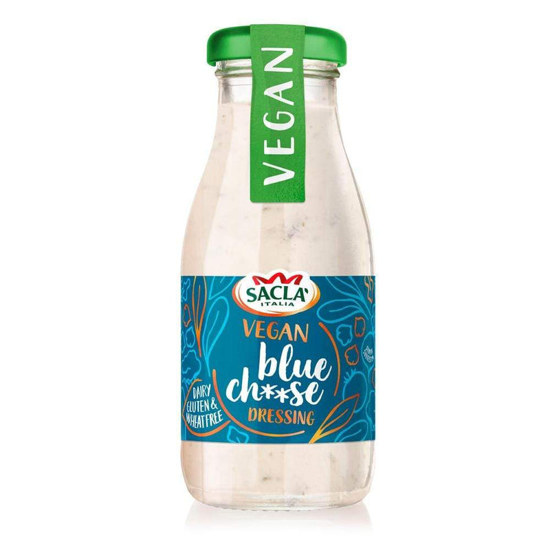 Sacla Vegan Blue Cheese Salad Dressing