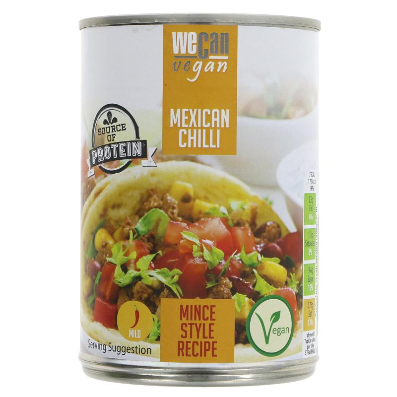 We Can Vegan Mexican Chilli