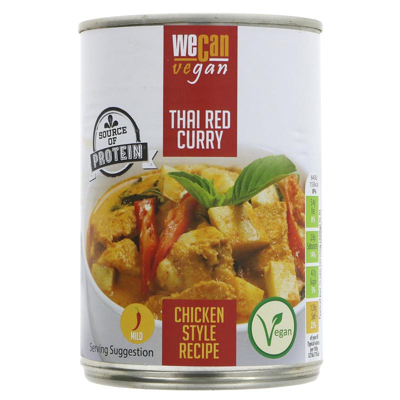 We Can Vegan Thai Red Curry