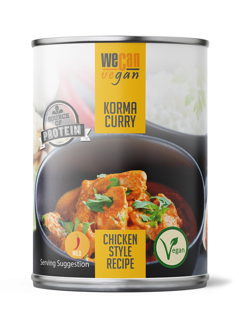 We Can Vegan Korma Curry