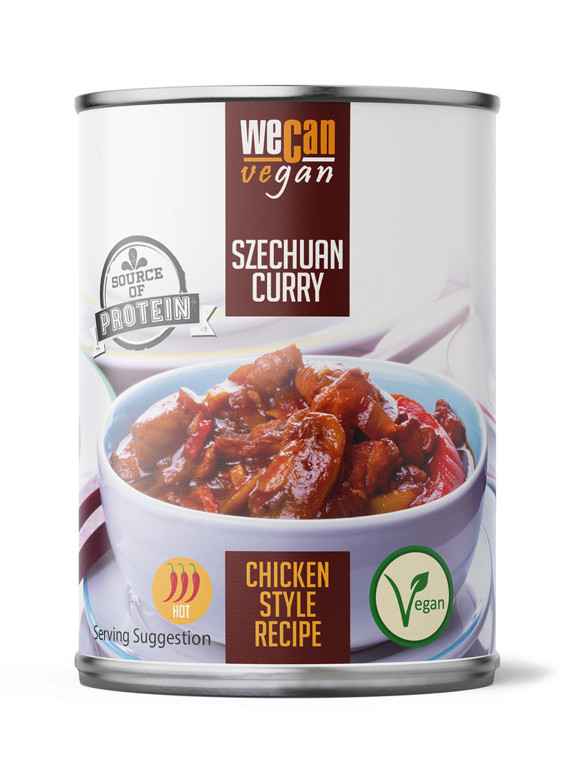 We Can Vegan Szechaun Curry