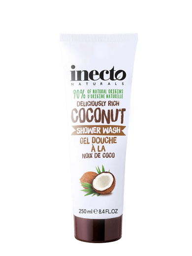 Inecto Naturals  Deliciously Rich Coconut Shower Wash