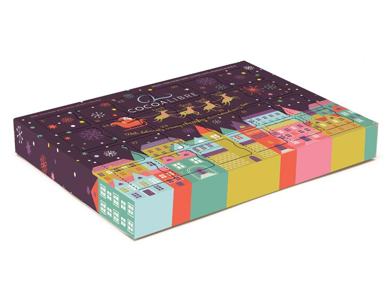 Cocoa Libra Luxury Rice Milk Advent Calendar