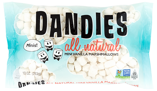 Dandies Vanilla Mini Marshmallows