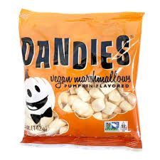Dandies Pumpkin Mini Marshmallows