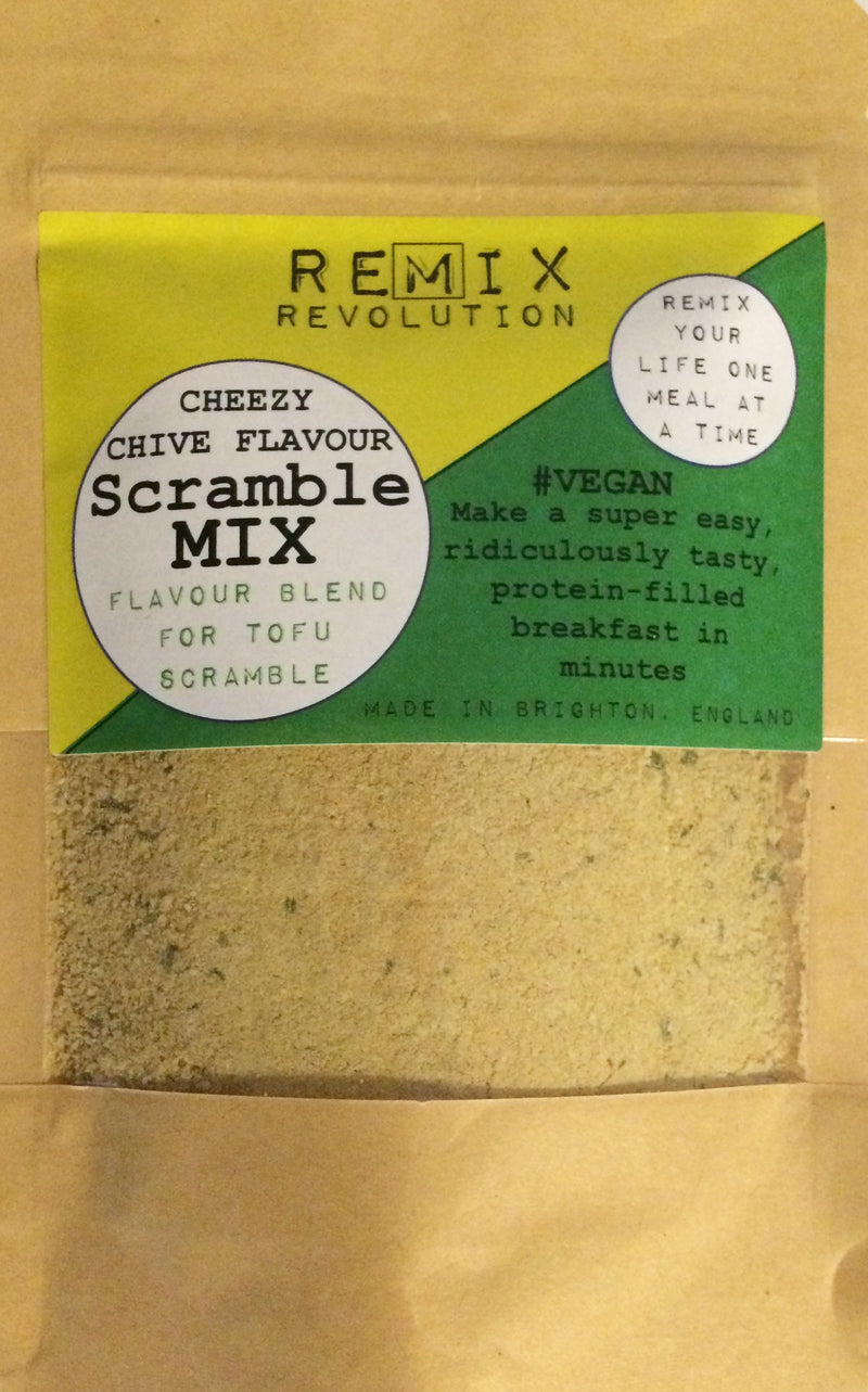 Remix Revolution Scramble Mix Cheezy Chive Flavour