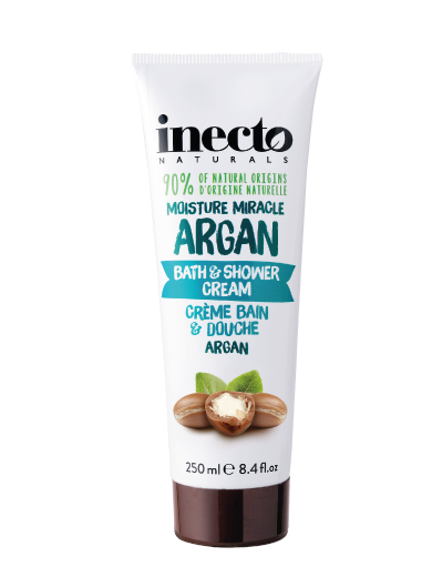 Inecto Naturals Argan Bath & Shower Cream