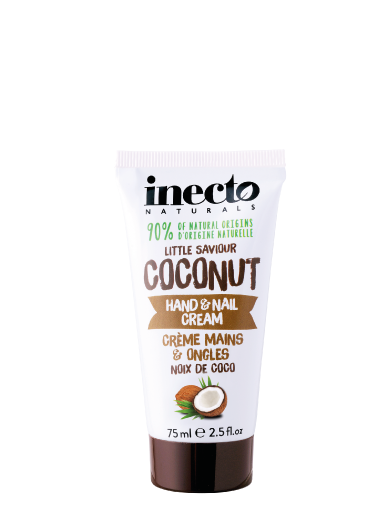Inecto Coconut Hand and Nail Cream
