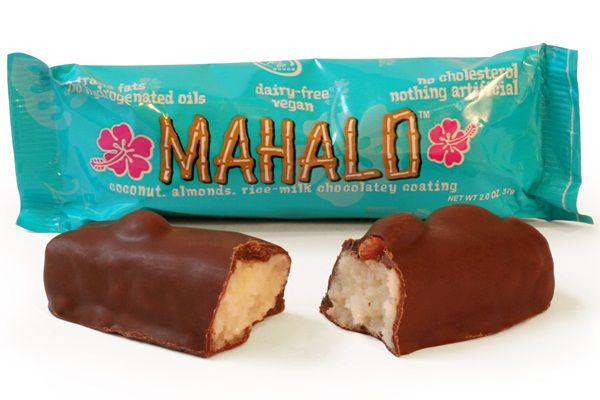 Go Max Mahalo Bar - Choc Coconut with Almonds