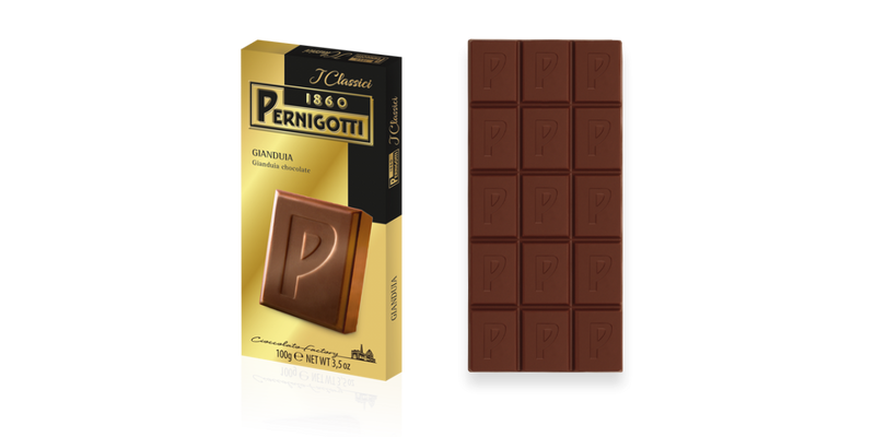 Pernigotti Gianduia Truffle 100g Bar