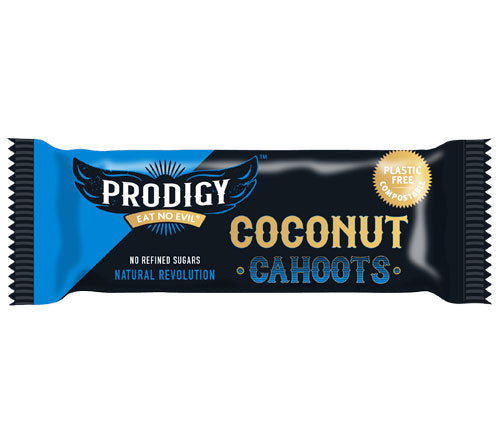 Prodigy Coconut Cahoots Chocolate Bar