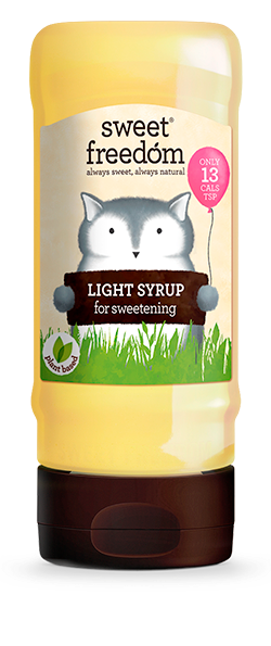 Sweet Freedom Light Fruit Based Syrup