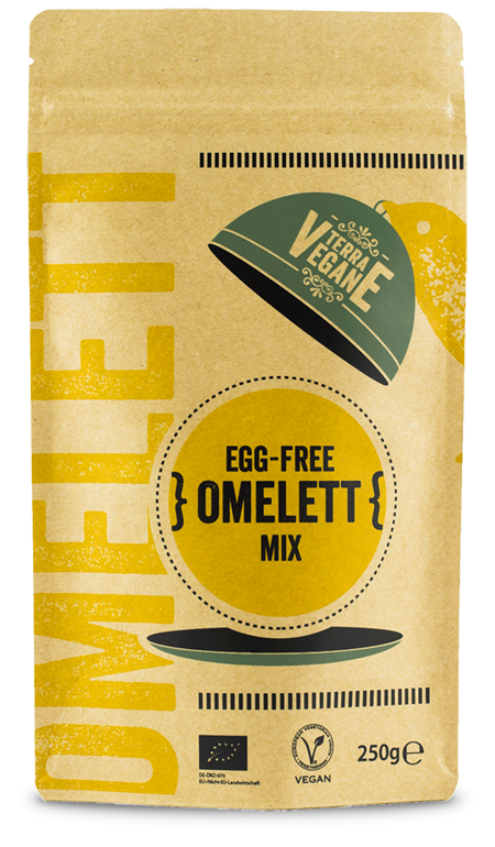 Terra Vegan Egg-Free Omelett Mix